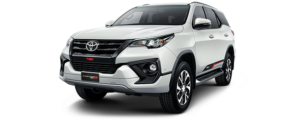 Fortuner TRD 2.7AT 4×2